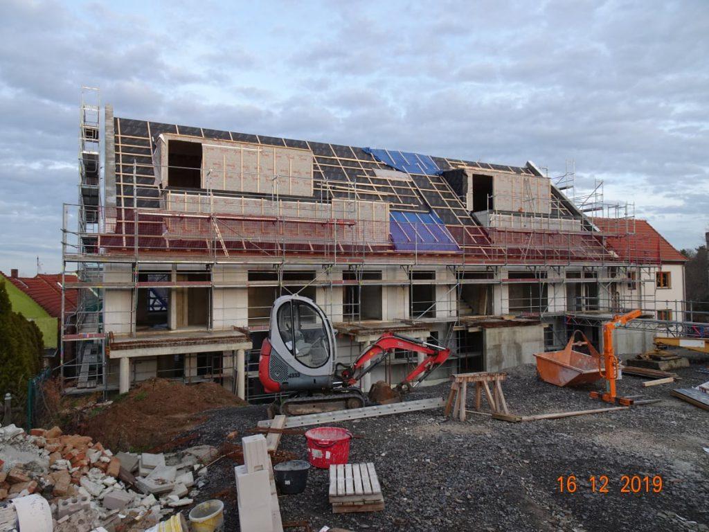 MGH Burtschuetz-201912 - Baufortschritt Neue Scheune von hinten