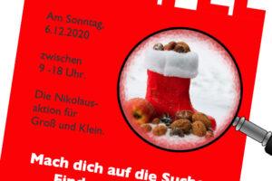 Tröglitz sucht den Stiefel: Am 6.12.2020!