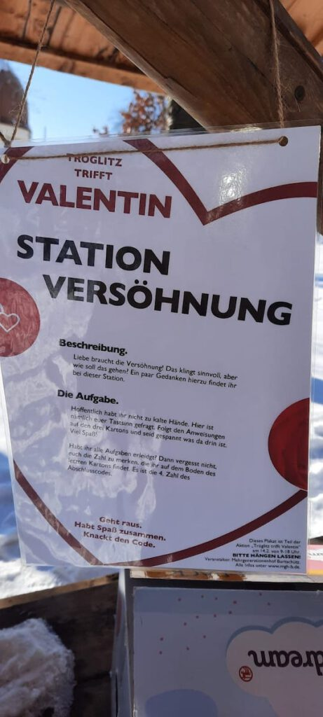 Station Versöhnung