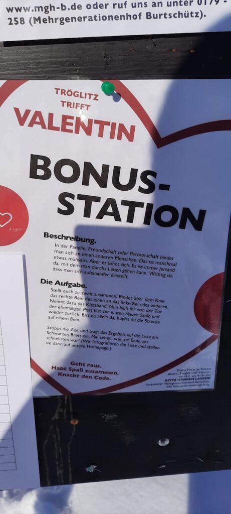 Bonusstation