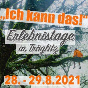 Erlebnistage in Tröglitz (inkl. Anmeldung)